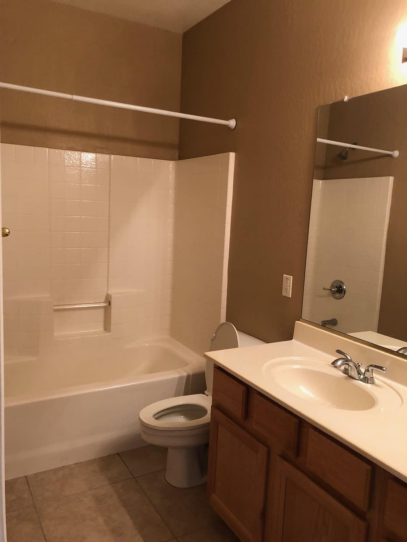 Guest bathroom in chandler