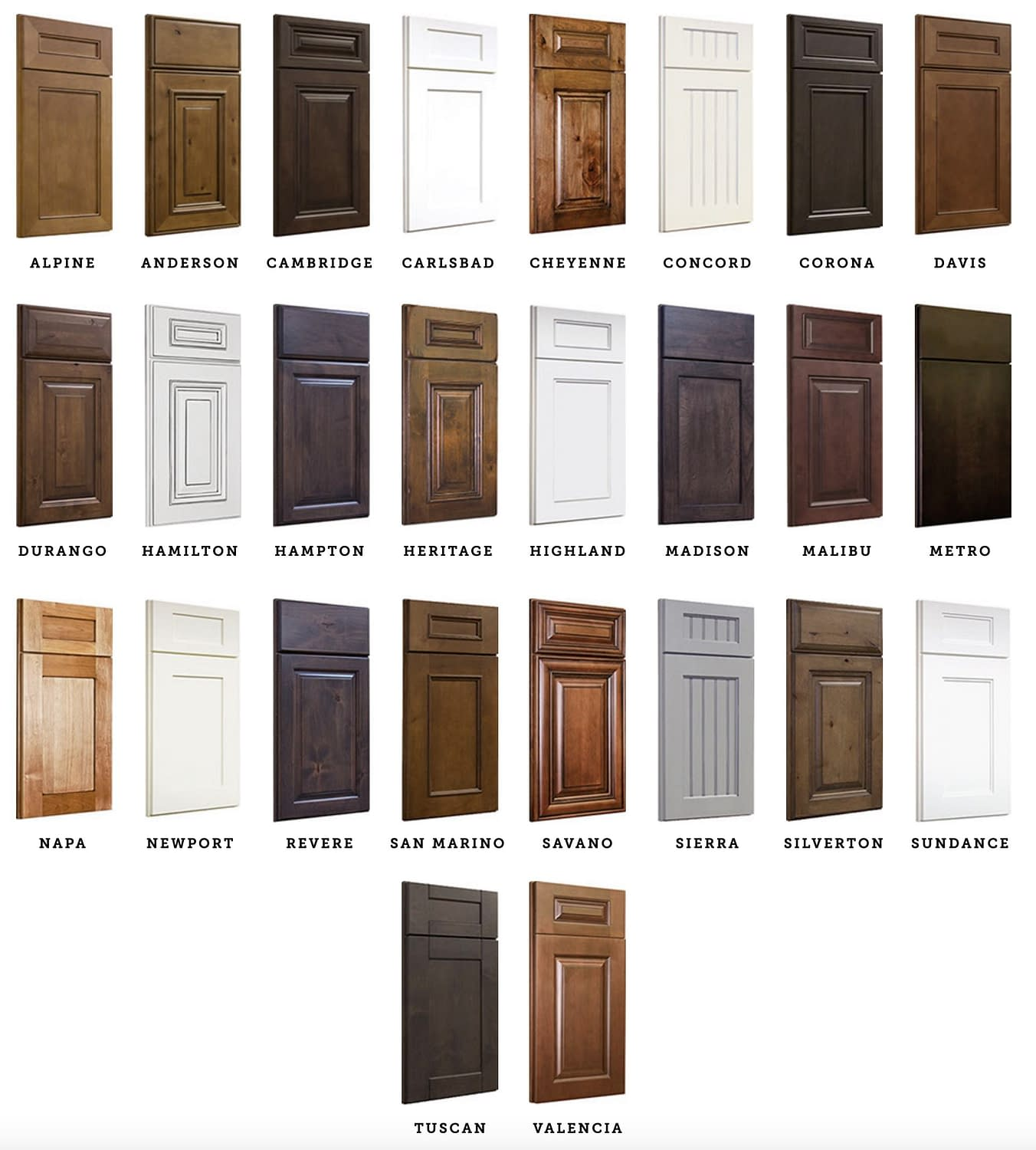 Sollid Cabinets Designer Series cabinetry