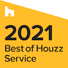 Best of Houzz service 2021 100
