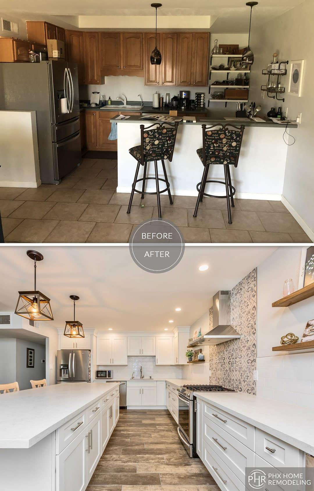 kitchen remodel in scottsdale