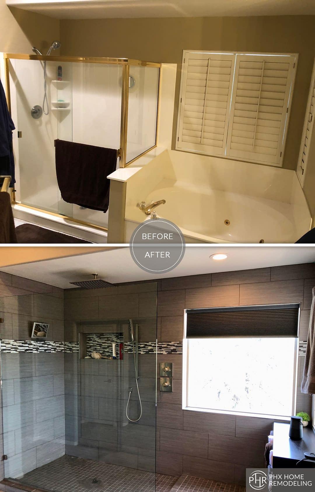 total bathroom remodel in phoenix