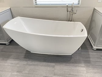 freestanding bathtub advice