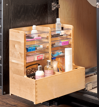 bathroom under sink storage