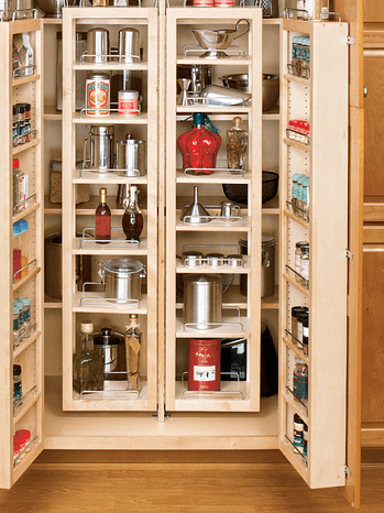 large pantry storage