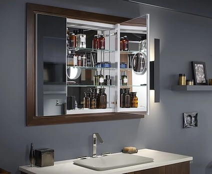 advice on storage mirrors
