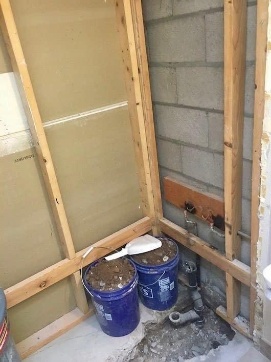 Shower Remodel 3