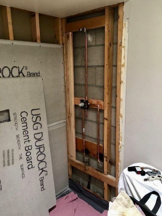 Shower Remodel 5