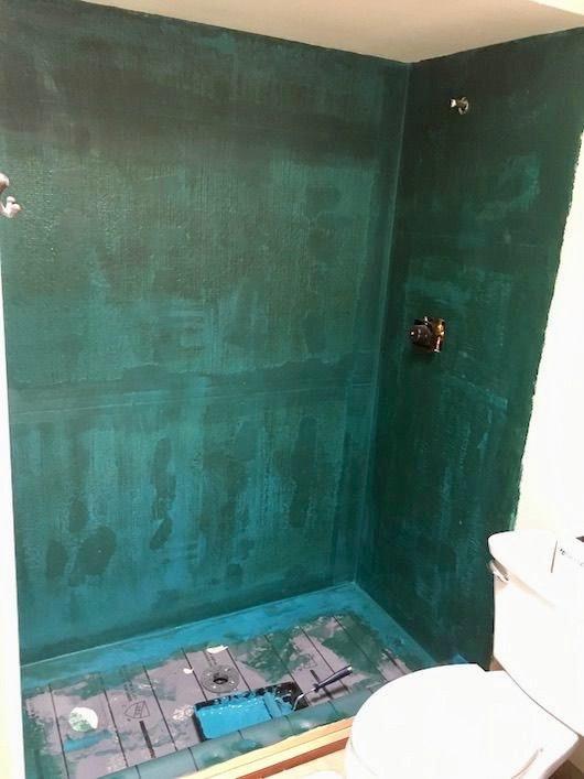Shower Remodel process7