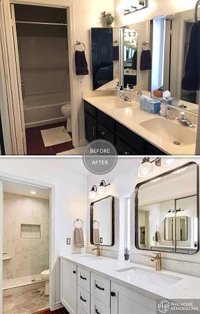 Gilbert az bathroom remodeling