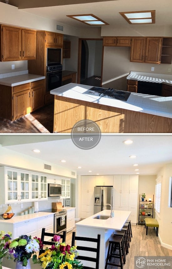kitchen remodeling Gilbert