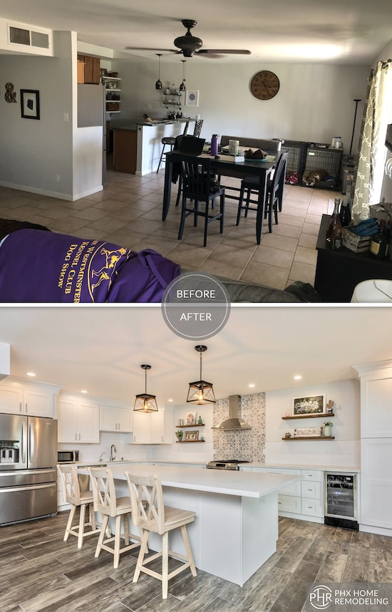 Ahwatukee kitchen remodeling