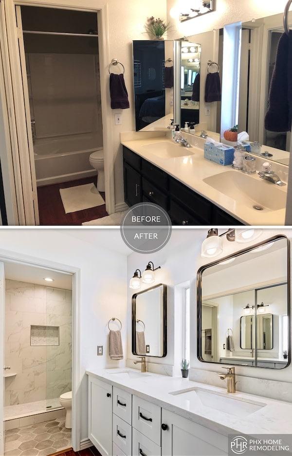 Chandler bathroom remodeling