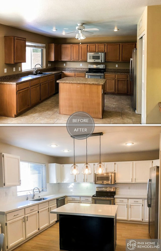 kitchen remodeling in ahwatukee
