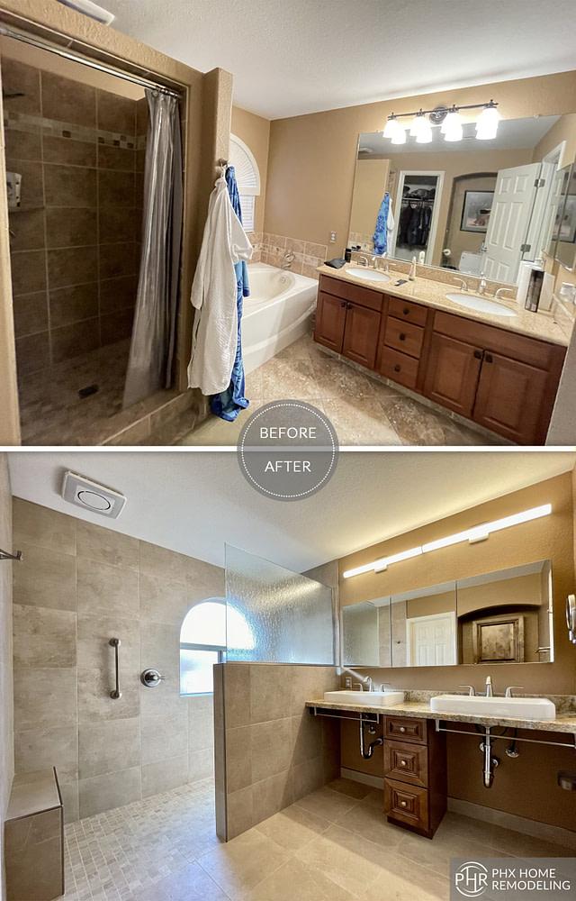 chandler shower bathtub renovation az