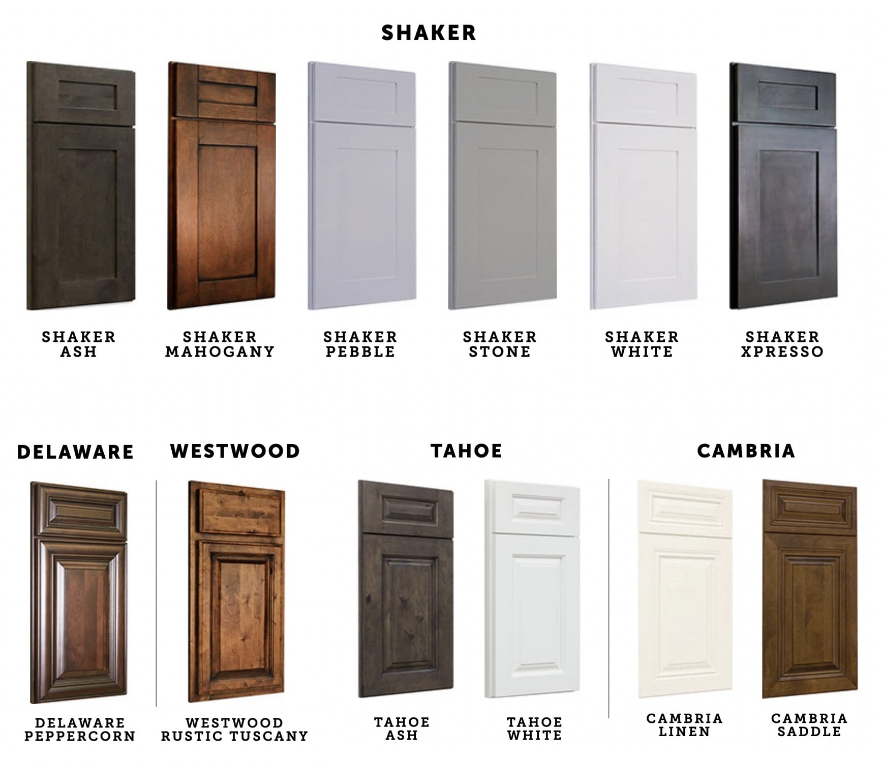 Sollid Cabinets Value Series Cabinetry