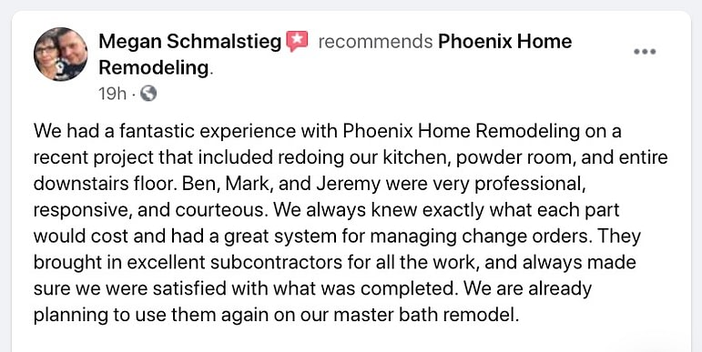 Megan Sch review of PHR